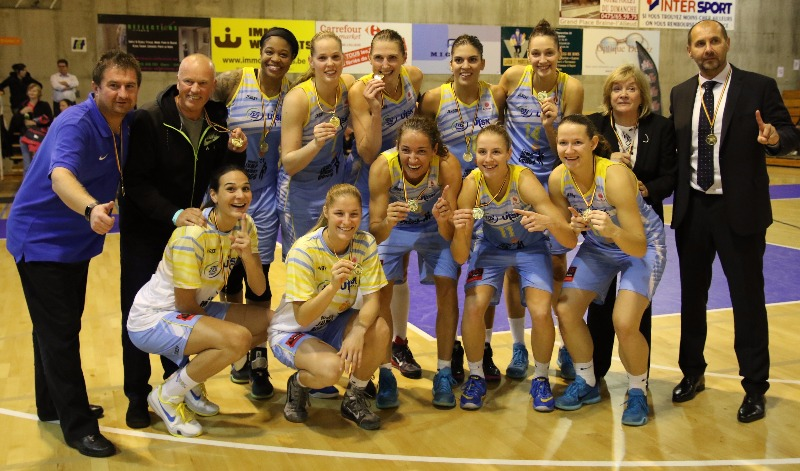 2015 SuperCup Women Champions ZVVZ USK Prague